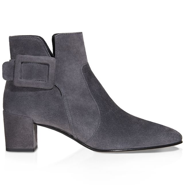 The new winter essential: #RogerVivier Polly boots in suede to fight cold  with style   Roger Vivier Footwear   Pinterest   Winter essentials, ...