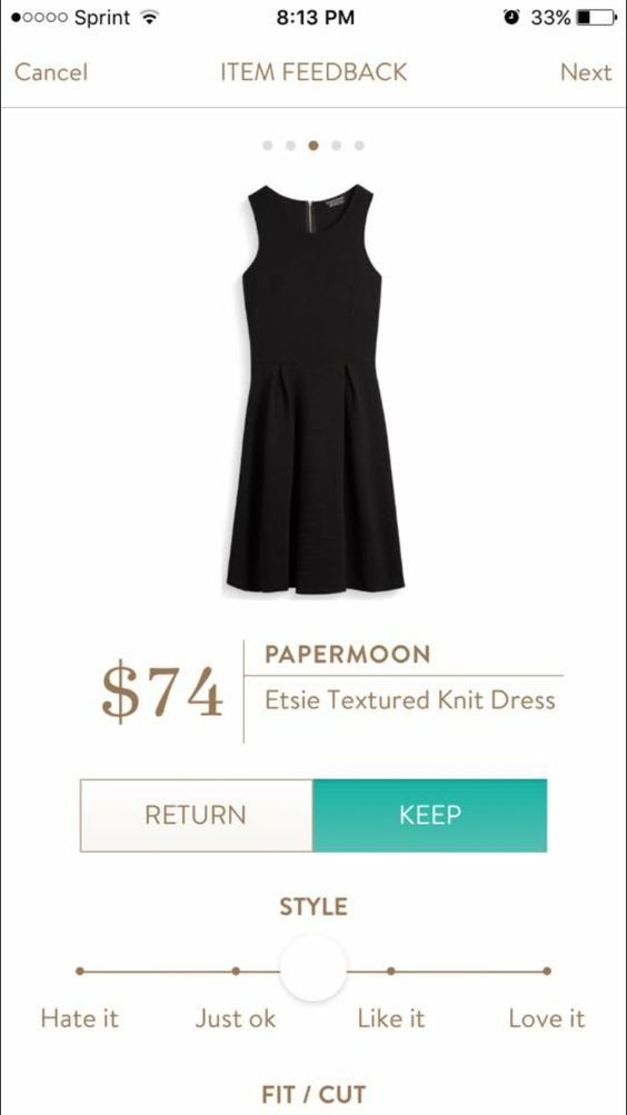 Papermoon Etsie Textured Dress
