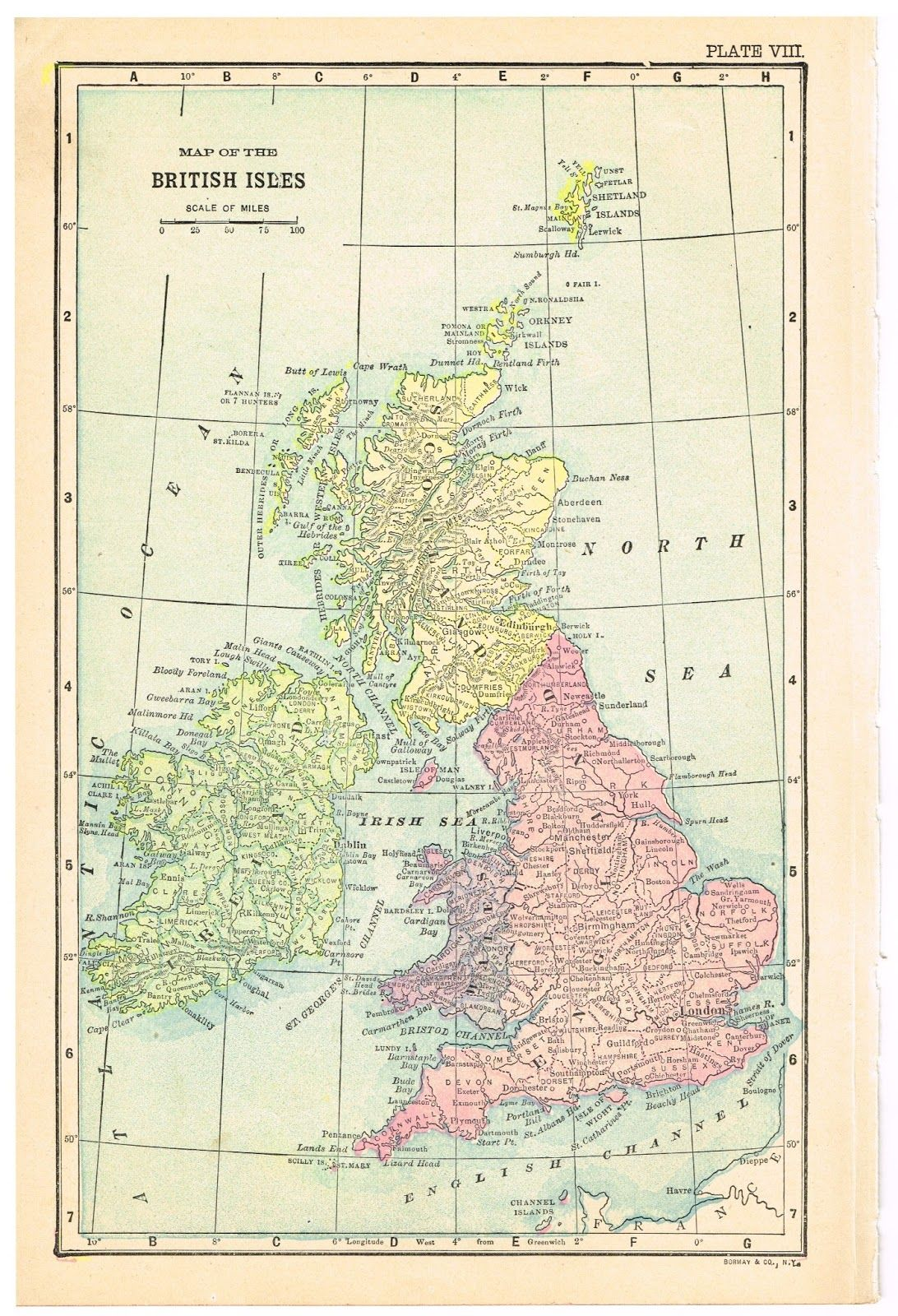 Antique Graphics Wednesday S Maps Of The World ALL - Travel to all 50 states map