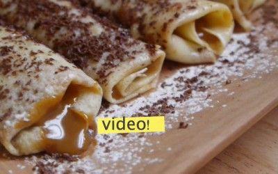 Cómo hacer panqueques y panqueques con dulce de leche: 6 TRUCOS que tenés que saber