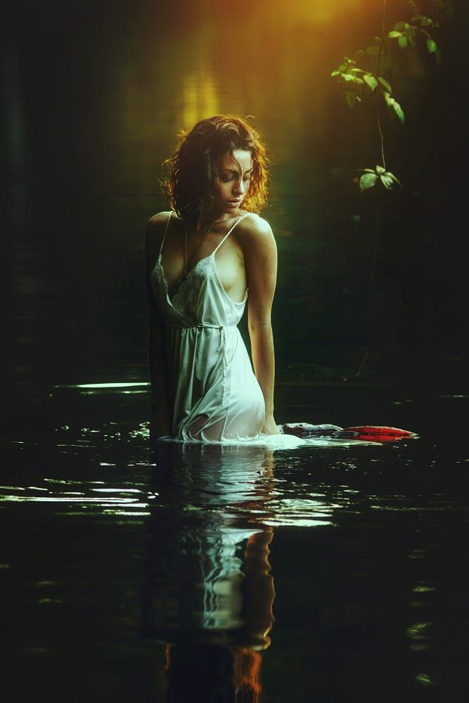 Evening In The River By TJ Drysdale On 500px