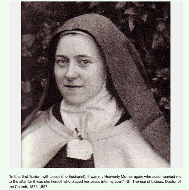 st therese of lisieux | St. THERESE of Lisieux