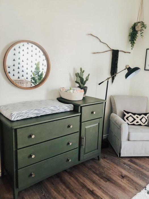 Modern Baby Boy Nursery on a Budget | Uniquely Taylor Made