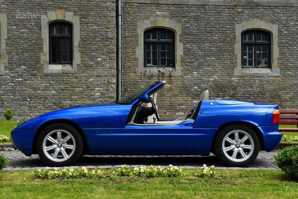 Top Gear Drives The Bmw Z1 Bmw Z1 Bmw Bmw Isetta
