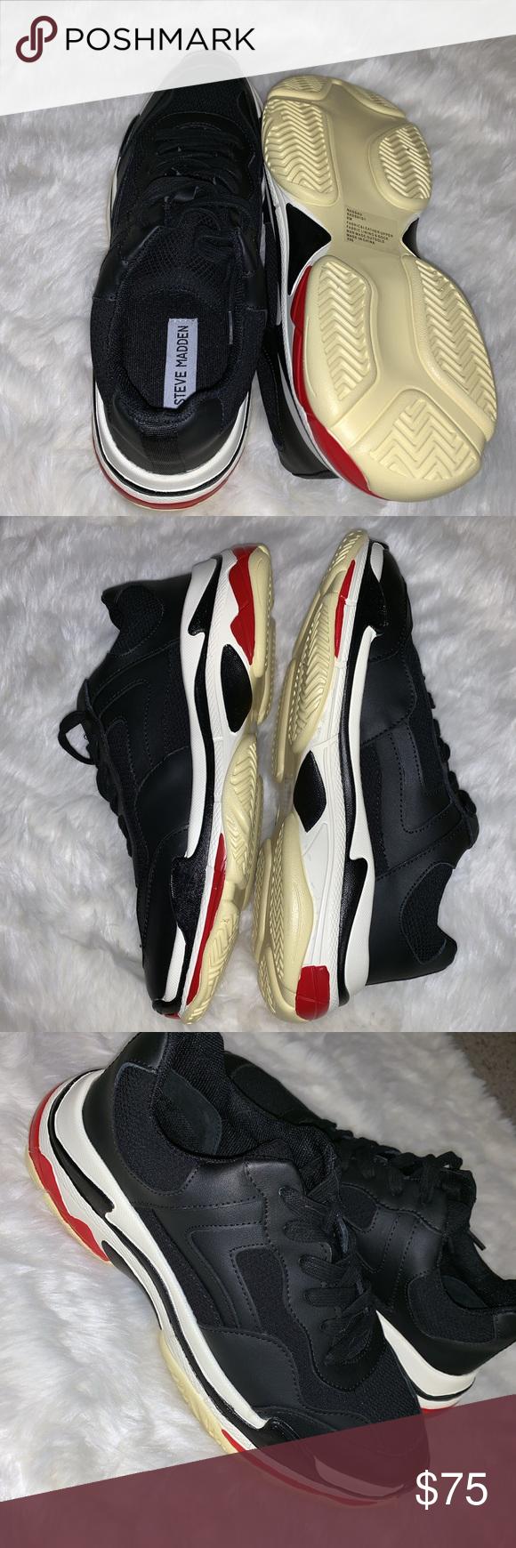Steve Madden Nassau sneakers BRAND NEW