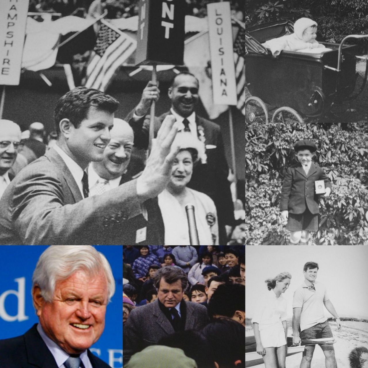 Image result for 1932 – Birthday of Ted Kennedy