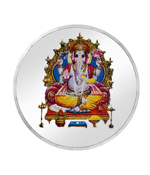 20 gm 999 Fineness Lord Ganesha Silver Coin By Valuemart, http://www.snapdeal.com/product/20-gm-9999-fineness-lord/2080172457