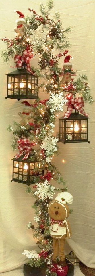 Interesting Christmas Decorations Amazon Twitter Christmas Lanterns Classy Christmas Christmas Decorations