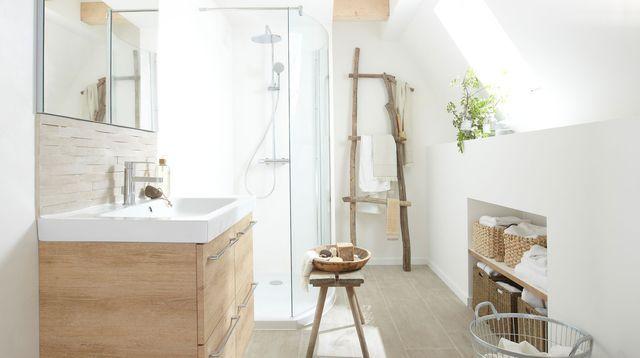Travaux salle de bains créer une 2e salle de bains d appoint
