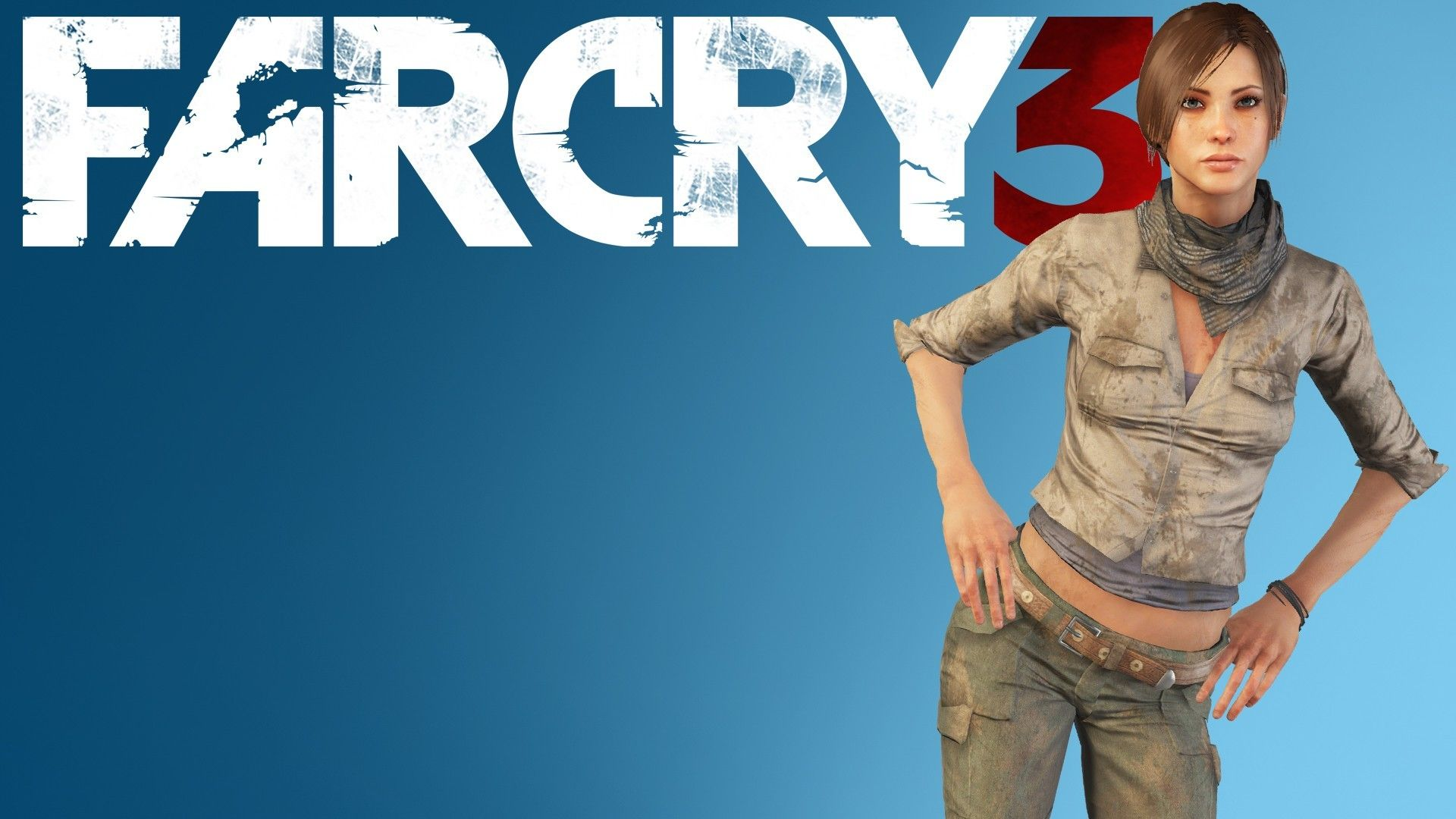 Far Cry 3 Nikki Liza Snow Wallpaper Video Juego Videojuegos Videos
