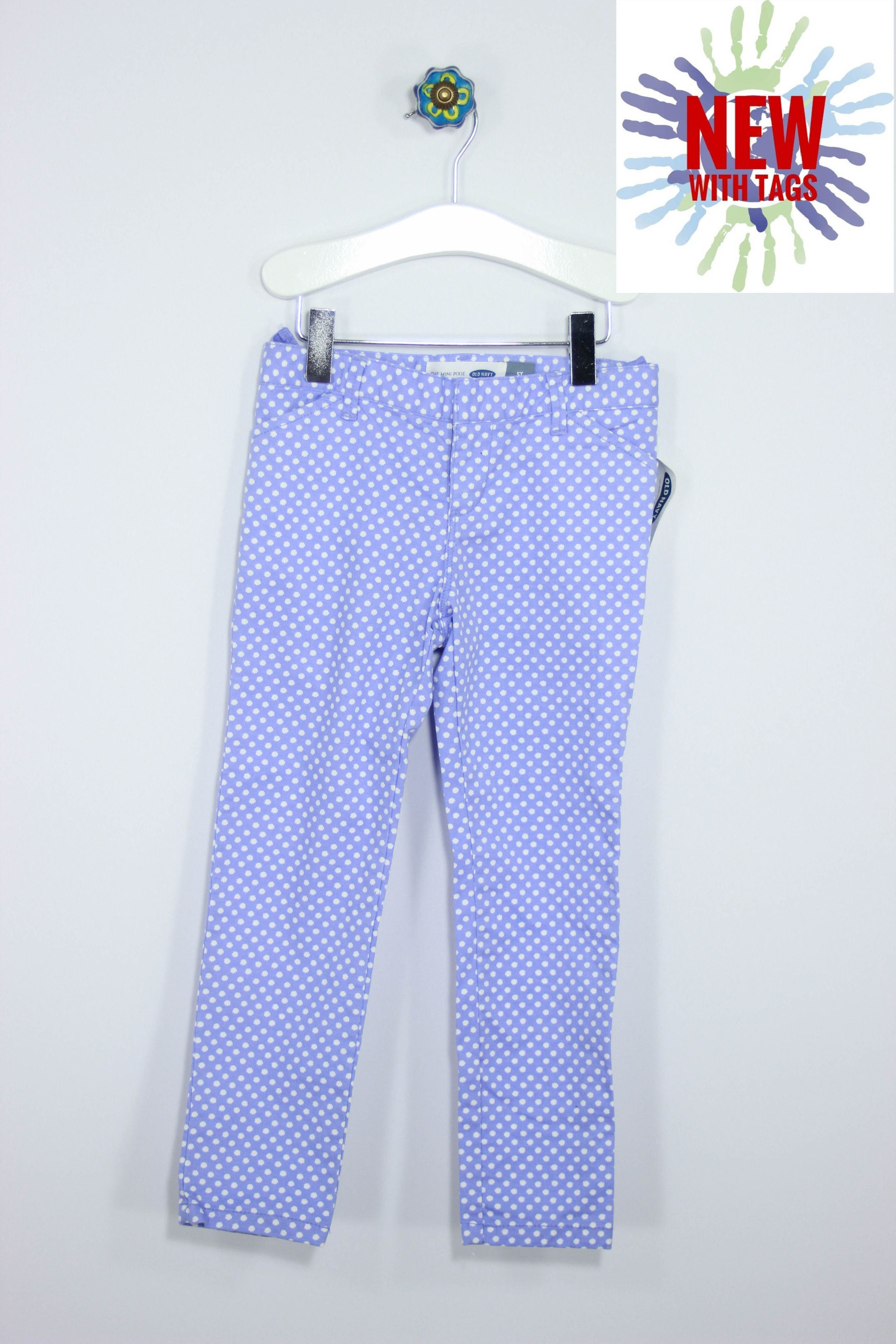Old Navy Size 5T Purple Pants