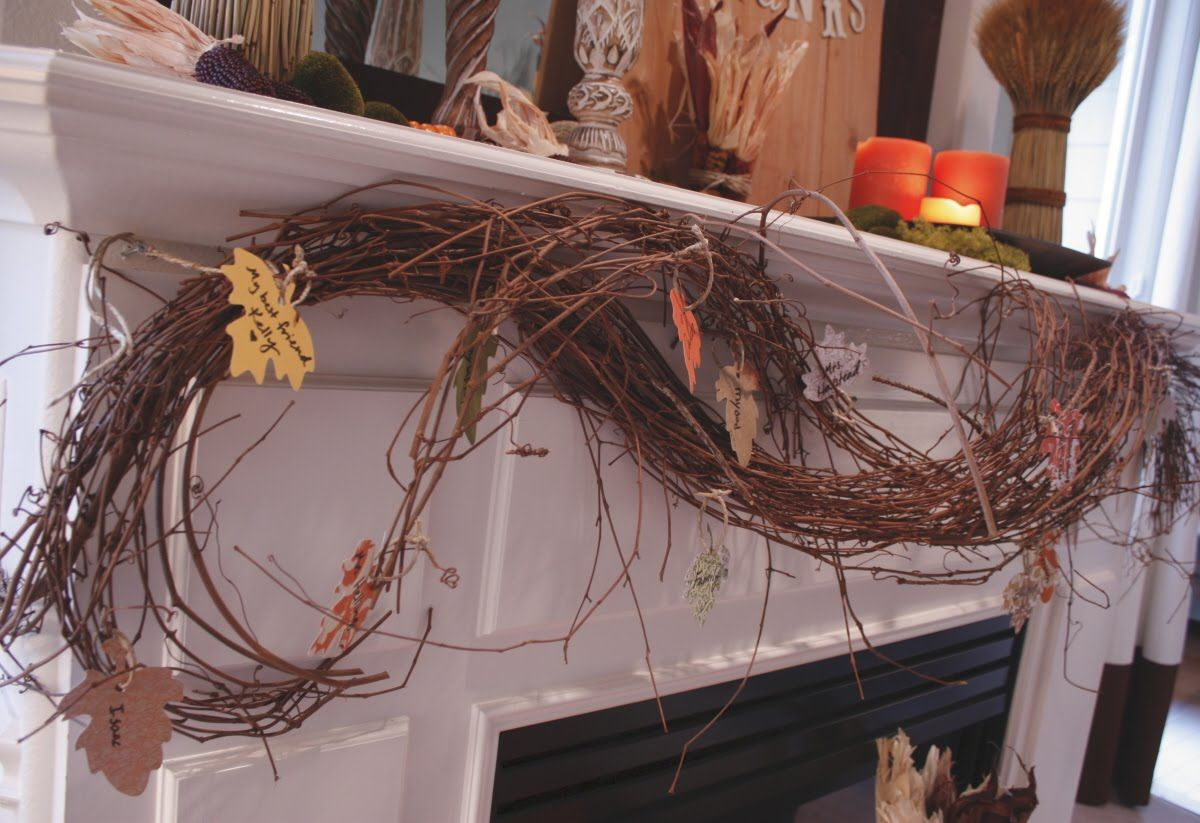 Grapevine Garland Garland And Swags Pinterest