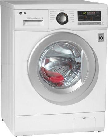 LG Waschmaschine F1496QD3HT, 7 kg, 1400 U/Min