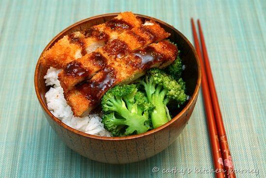 Chicken Katsu (Japanese Fried Chicken)