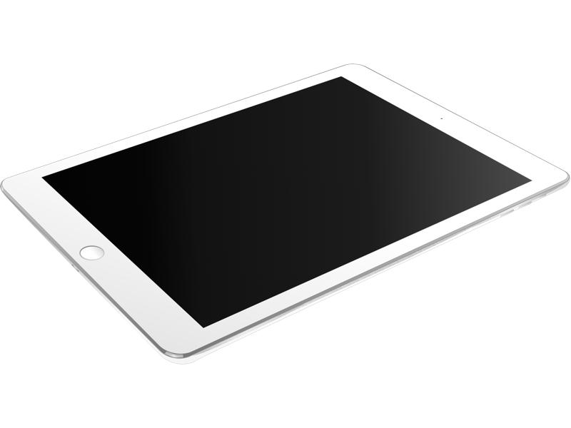 White Apple Ipad Air Sketch Freebie Download Free Resource For Sketch Ipad Air Ipad Apple Ipad Air