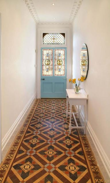 Heritage Style Tiles Never Seem To Go Out Of Fashion Especially In Older Properties