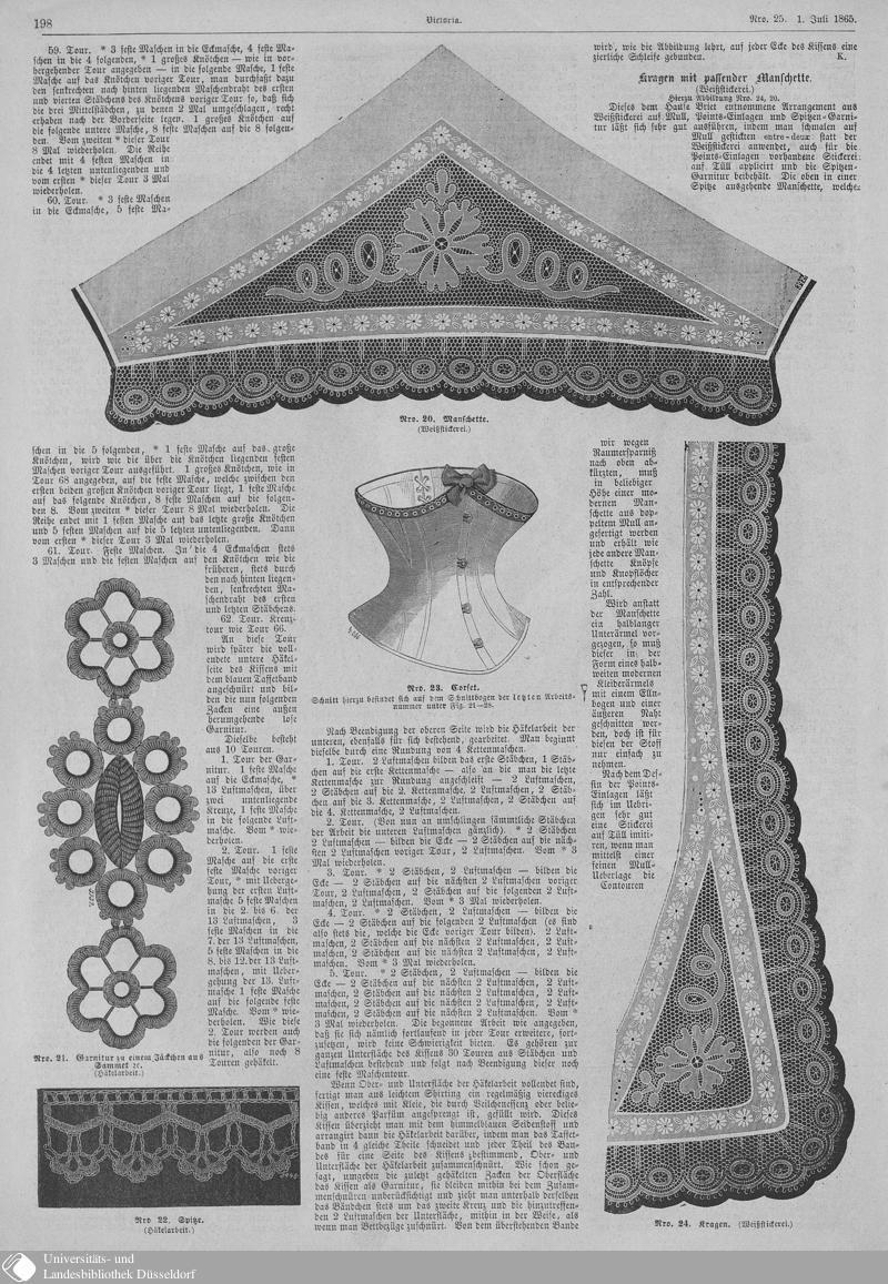 78 [198] - Nro. 25. 1. Juli - Victoria - Seite - Digitale Sammlungen - Digitale Sammlungen