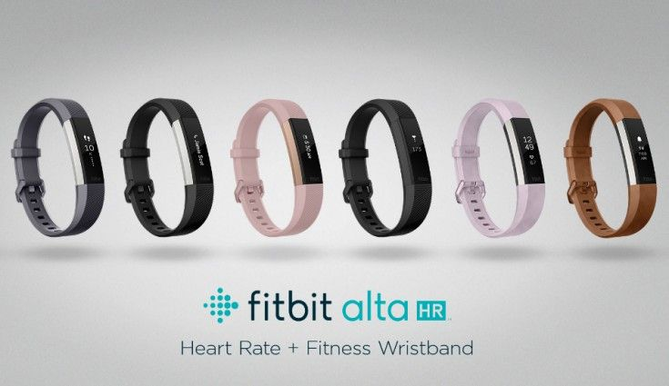 Fitbit Alta HR Fitness Band Launched: Price, Specifications