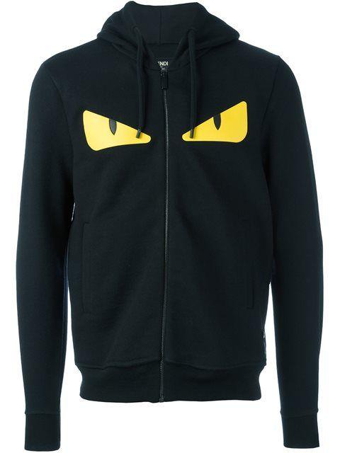 9357d274544b FENDI Bag Bugs Zip Hoodie.  fendi  cloth  hoodie