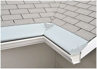 Dallas Fort Worth And Surrounding Suburb Homeowners Can Expect Exceptional Service From Ned Stevens Gutte Gutter Helmet How To Install Gutters Cleaning Gutters