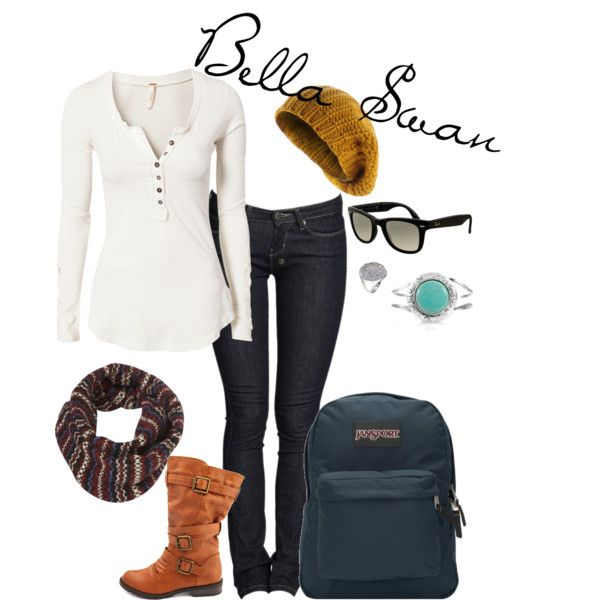 Bella Swan | Character Fashion | Twilight outfits, Bella ...
