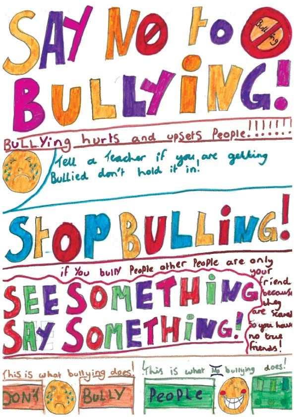 No More Bullying Please Bullying Resources Bullying Prevention Month Bullying Prevention