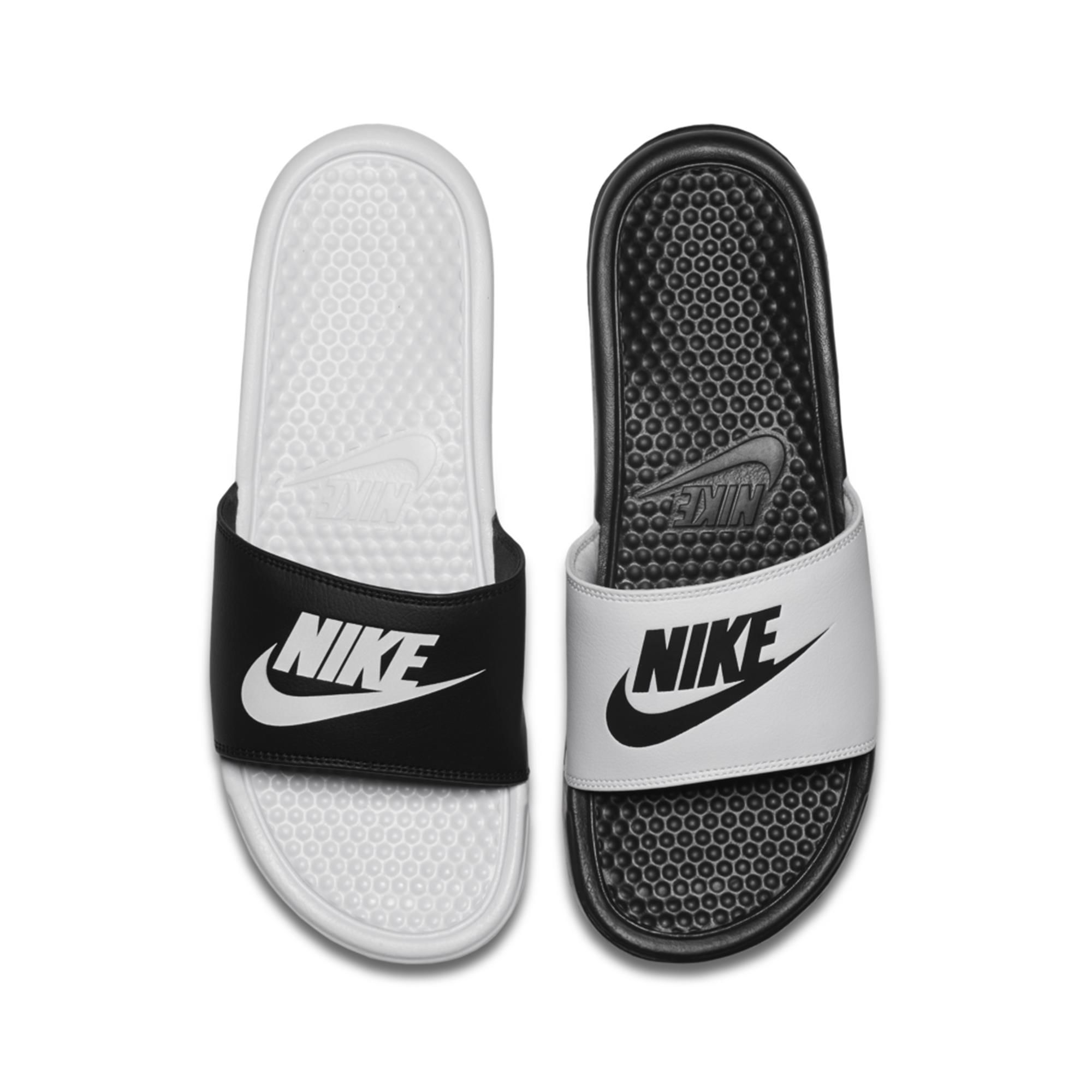 Chinelo Nike Benassi Just do It Mismatch Masculino  4c9e029a852fa