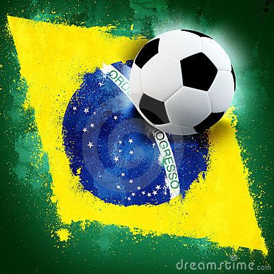 Brazil Soccer Futebol Neymar Canarinha Futebol