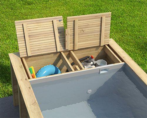Procopi en 2019 amenagement piscine amenagement piscine Habillage piscine hors sol
