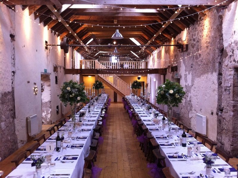 Cormiston Farm As A Wedding Venue Near Gar