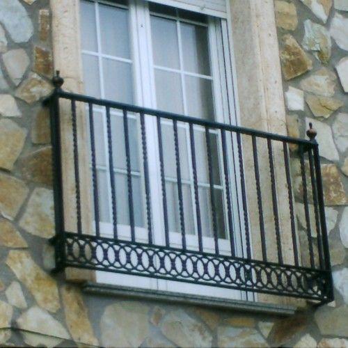 Metarios Balcones Para Ventanas Fachada De Casas