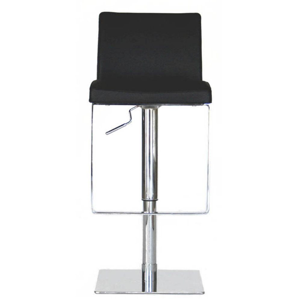 Superb Baxton Studio Coffeehouse Adjustable Height Swivel Stool Pabps2019 Chair Design Images Pabps2019Com