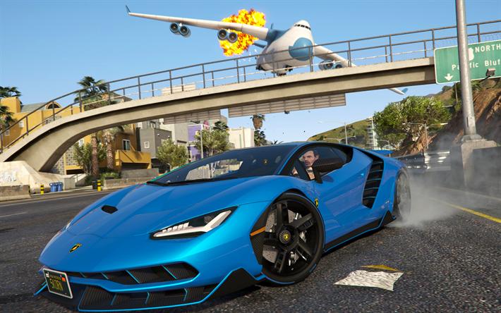 Wallpaper 4k Gta 5 Trick Gta Gta 5 Grand Theft Auto