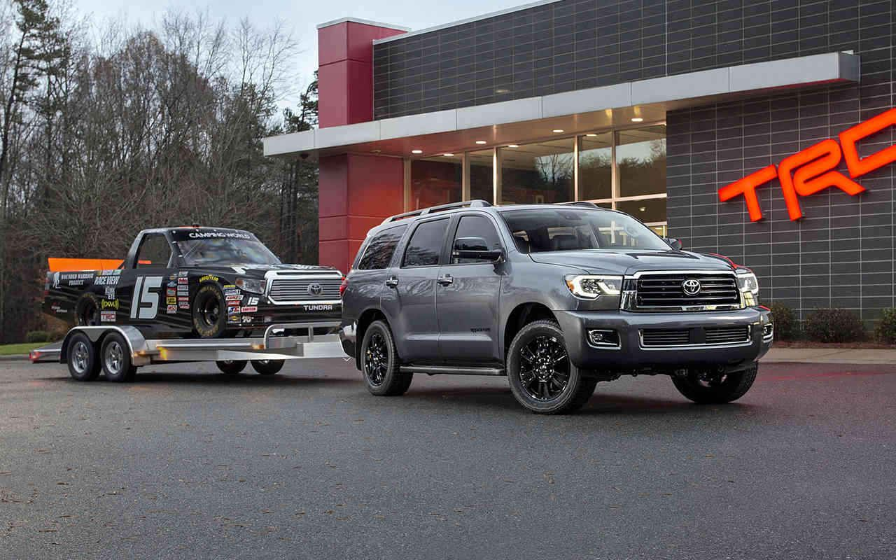 2019 toyota sequoia redesign info and release date before we assumed that the sequoia