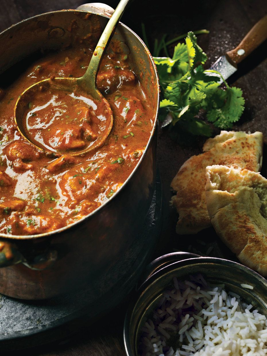 History of the Earls Jeera Chicken Curry // authentic indian curry ...