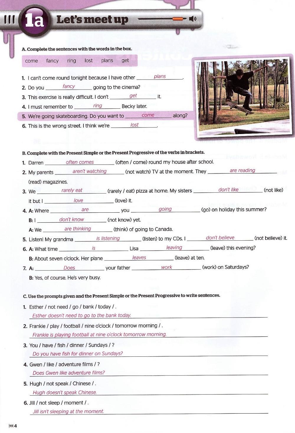 Full Blast 3 Workbook Megoldasok Google Kereses Workbook How To Plan Words