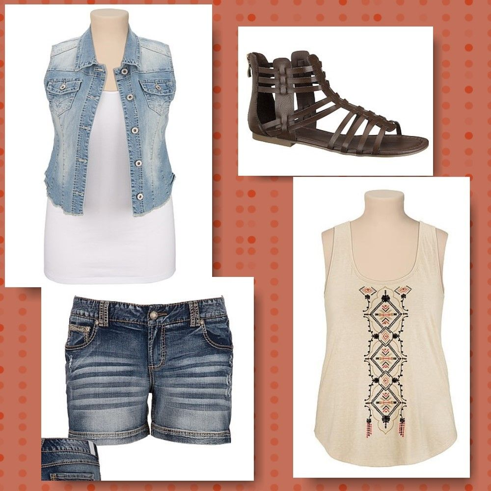 Maurices I Just Had To Put The Outfits Together Like The Website