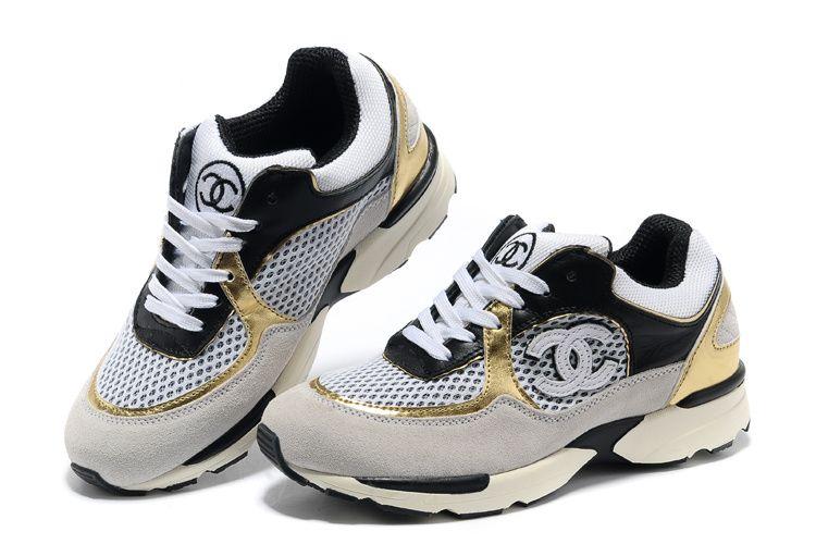 Replica CHANEL Womens Sneakers AAA+ Size 36-40 ID 13758 Basket Chanel,  Chanel cb7606da838