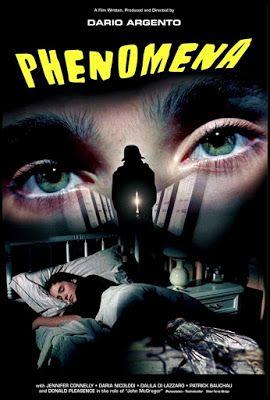 Phenomena 1984 Peliculas De Terror Peliculas De Miedo