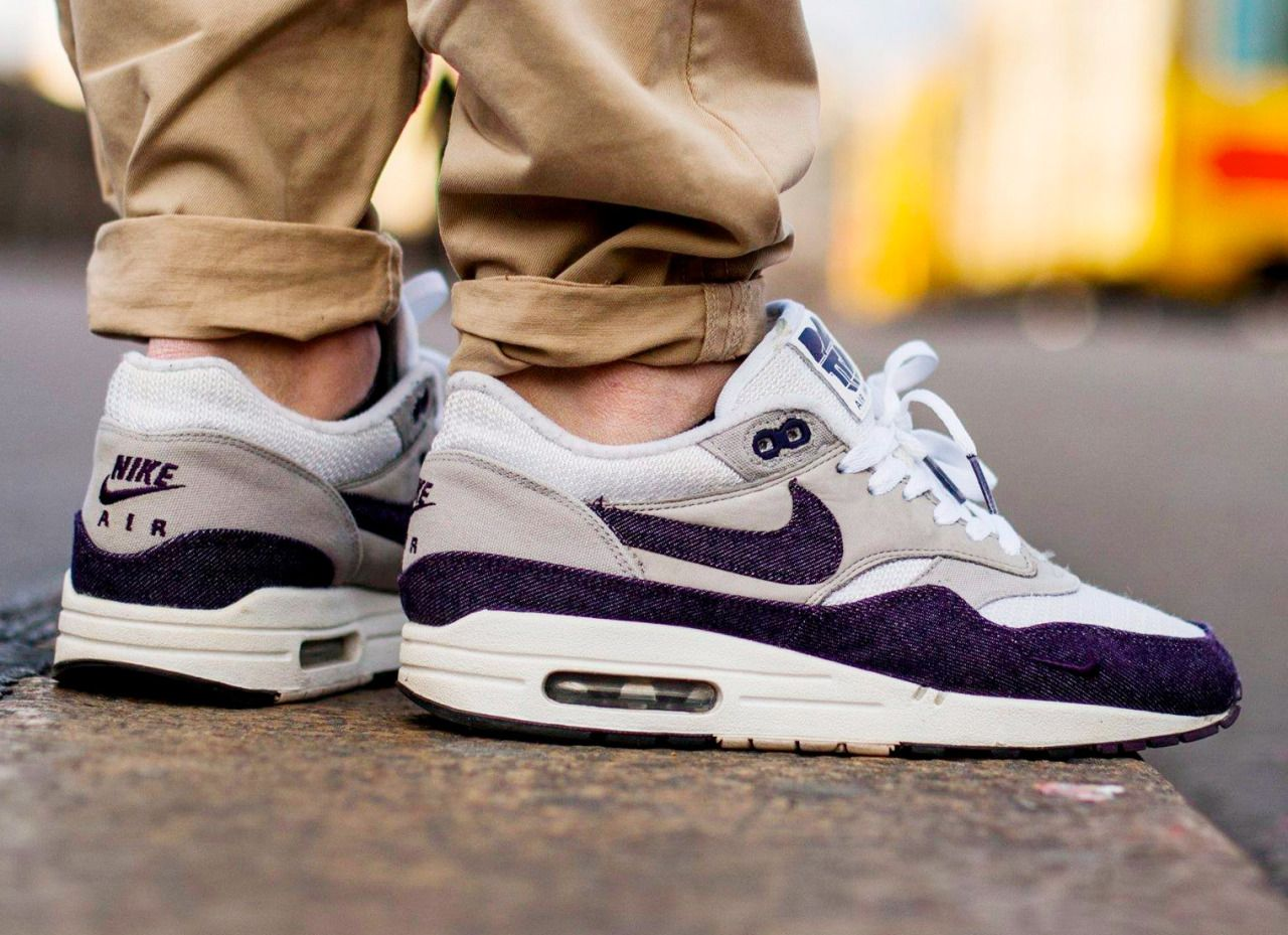 Nike Air Max 1 'Greystone' (by – Sweetsoles – Sneakers