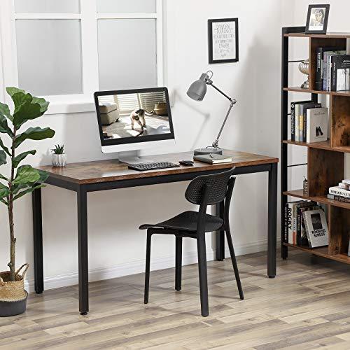Industrial Computer Desk Computer Desk In 2020 Desk Furniture Vintage Industrial Furniture Industrial Furniture Desk