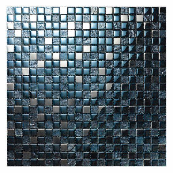 Glasmosaikmatte Diamond 30 Cm X 30 Cm Im Obi Online Shop Mosaik Glasmosaik Glas