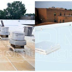 What Is Elastomeric Roof Coatings How It Reduces Cost Elastomeric Roof Coating Roof Coating Roof Leak Repair