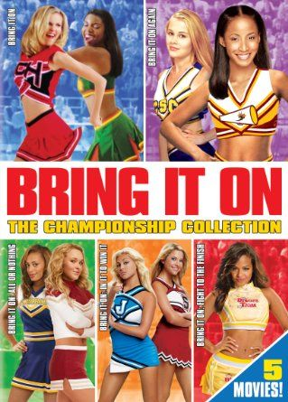 Bring It On The Championship Collection Filmes Benson Shows