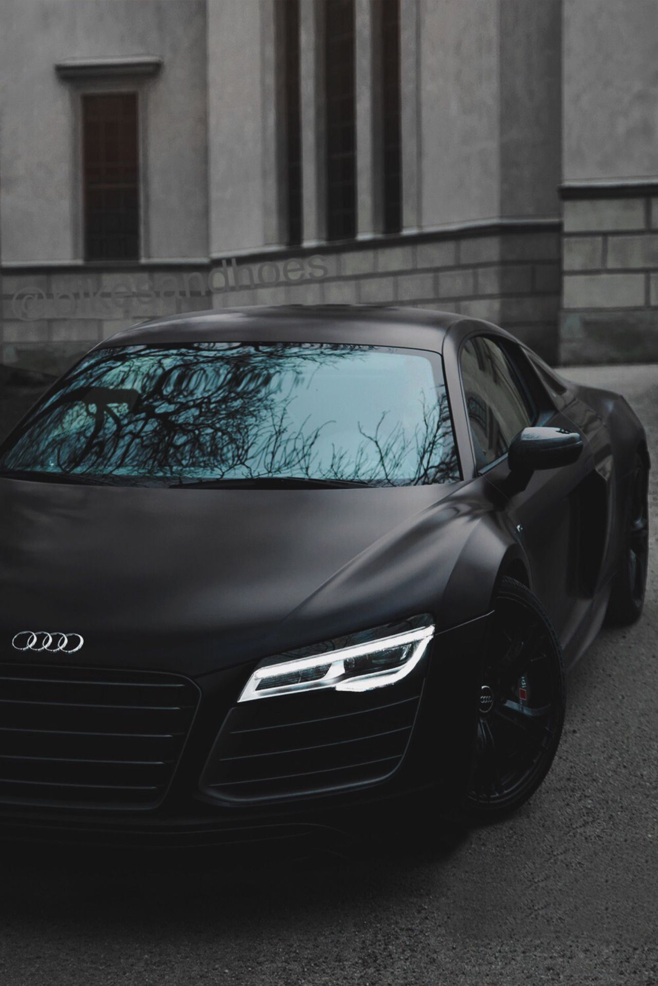 Supercars Photography Audi Cars Black Audi Super Cars