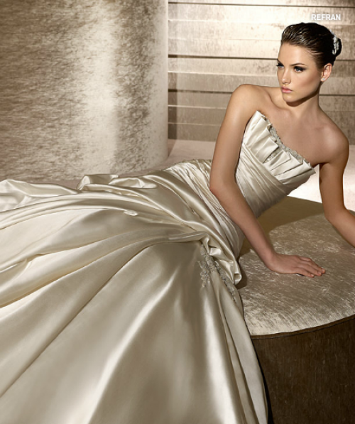 vestido de novia refrán, st. patrick | wedding | pinterest