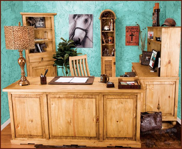 Home Office Decor Rustic Perfect And Love The Wall Paint Color