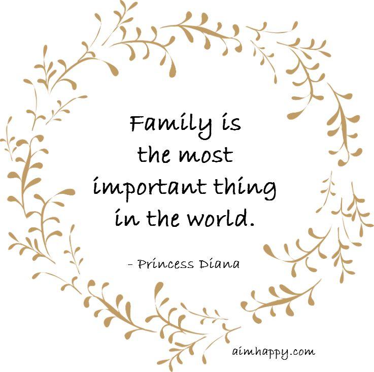Happy Family Nice Family Quotes