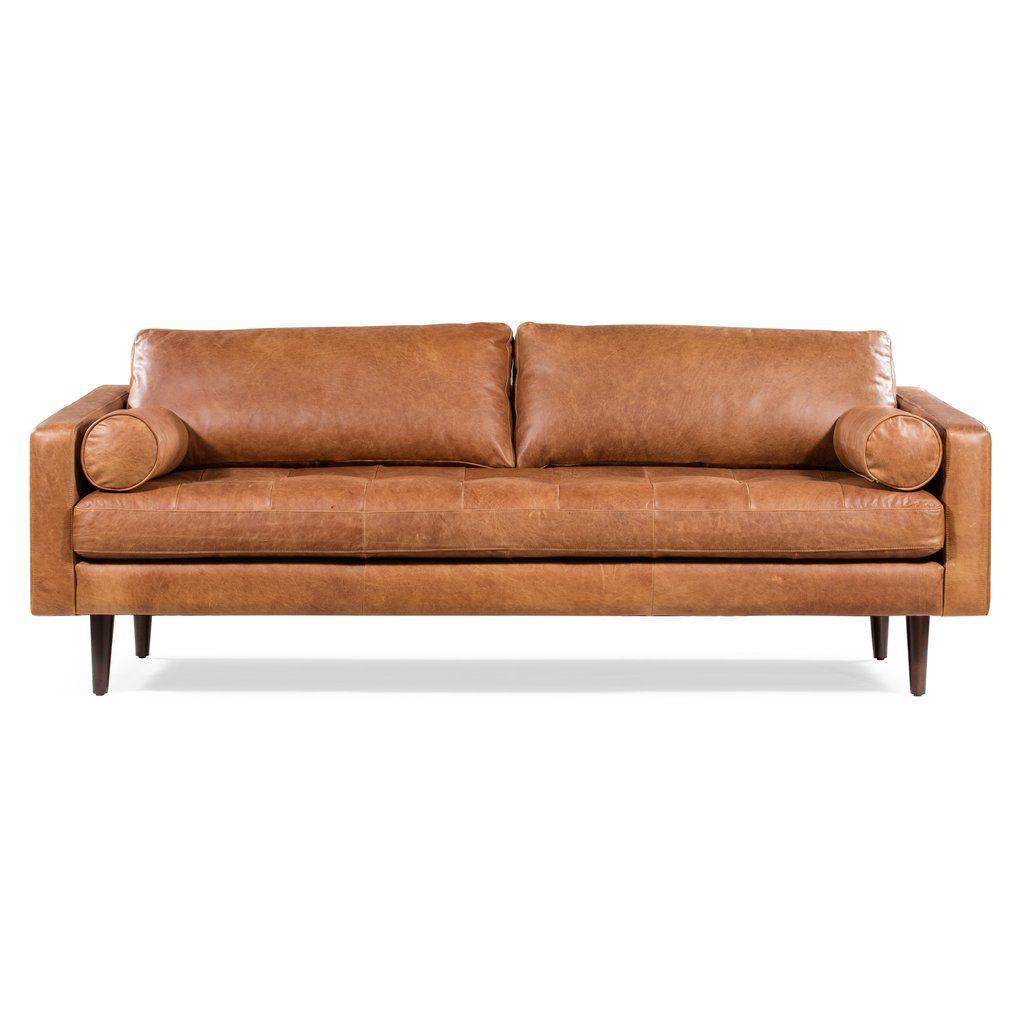Napa Sofa Modern Leather Sofa Best Leather Sofa Leather Sofa