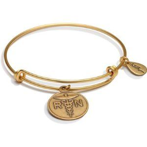 Alex And Ani Nurse Charm Bracelet Image Unavailable Not Available For Color Sorry This Item Is